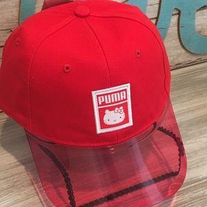 30fa9148e2f Puma Accessories - Hello Kitty x Puma Hat (NWT)